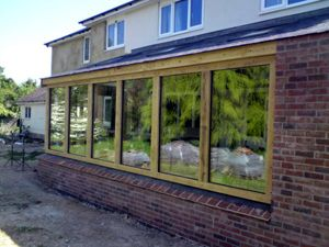 Carpenters in Hampshire providing new building extensions and new builds