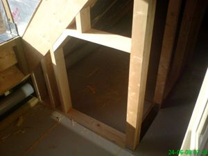 Loft conversions 2 by carpenters in Hampshire