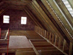 Large loft conversions 2 by carpenters in Hampshire
