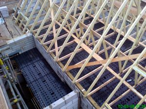 Roof on building by W.A. Building Services - Roofers in Hampshire