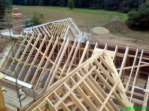 Building roofs by W.A. Building Services - Roofers in Hampshire | Carpenters for Roofs